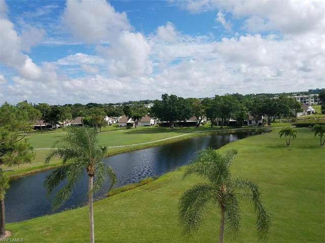 1781 Pebble Beach Drive #205, Fort Myers, FL 33907 (MLS #221000843) :: The Naples Beach And Homes Team/MVP Realty