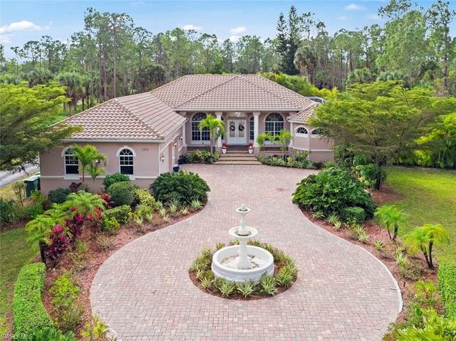 3350 1st Avenue NW, Naples, FL 34120 (MLS #221000903) :: #1 Real Estate Services