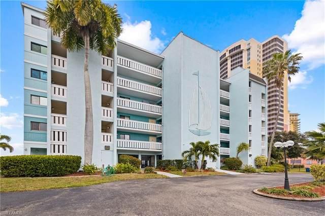 2711 1st Street #402, Fort Myers, FL 33916 (MLS #221000937) :: NextHome Advisors