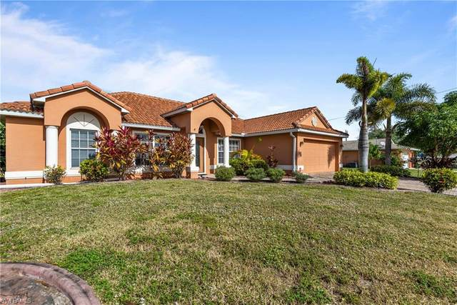1313 SW 14th Street, Cape Coral, FL 33991 (MLS #221001094) :: Team Swanbeck
