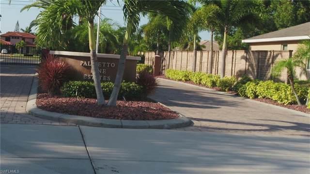 849 Palmetto Pointe Circle, Cape Coral, FL 33991 (MLS #221001384) :: Premier Home Experts