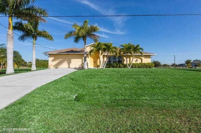 2601 NW Embers Terrace, Cape Coral, FL 33993 (#221001530) :: Vincent Napoleon Luxury Real Estate