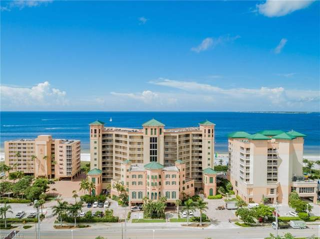 200 Estero Boulevard P09, Fort Myers Beach, FL 33931 (MLS #221001541) :: RE/MAX Realty Group