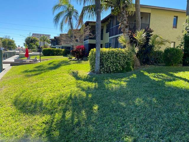 4711 SE 5th Avenue #3, Cape Coral, FL 33904 (MLS #221001813) :: Wentworth Realty Group