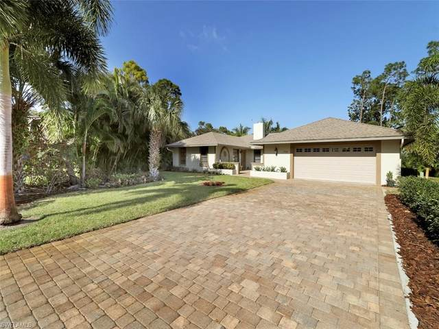 1749 Knights Way, Naples, FL 34112 (MLS #221001928) :: Domain Realty