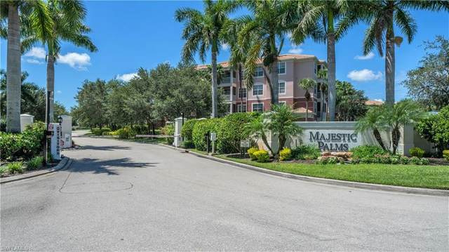 11751 Pasetto Lane #105, Fort Myers, FL 33908 (MLS #221001979) :: Medway Realty