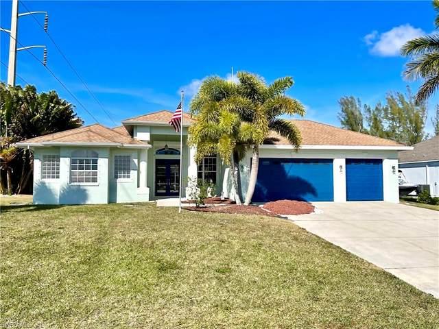 1921 SW 29th Terrace, Cape Coral, FL 33914 (#221002013) :: Jason Schiering, PA