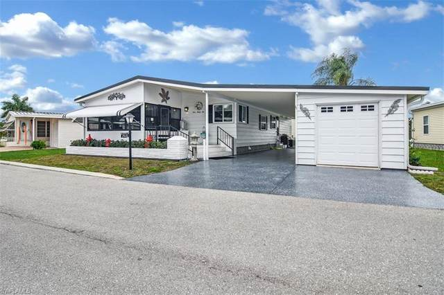 436 Snead Drive, North Fort Myers, FL 33903 (MLS #221002049) :: Realty Group Of Southwest Florida