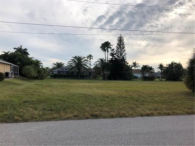 1822 SW 48th Terrace, Cape Coral, FL 33914 (#221002167) :: Vincent Napoleon Luxury Real Estate