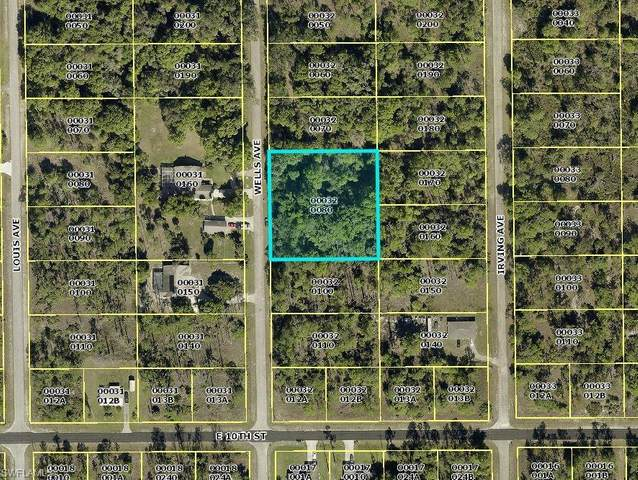 1006 Wells Avenue, Lehigh Acres, FL 33972 (MLS #221002287) :: Clausen Properties, Inc.