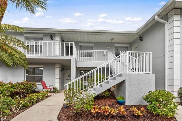 14451 Lakewood Trace Court #203, Fort Myers, FL 33919 (MLS #221002302) :: Realty Group Of Southwest Florida