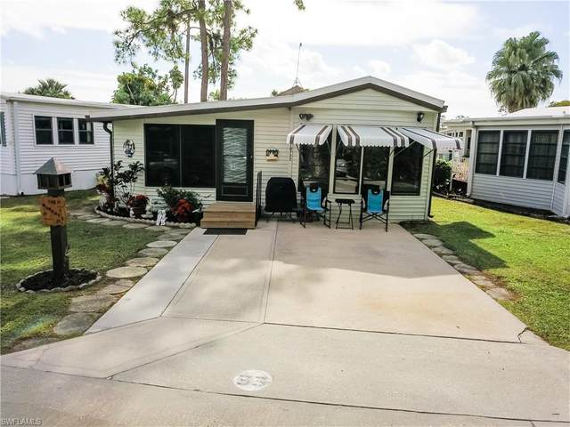 10722 Roseate Spoonbill Circle #33, Estero, FL 33928 (MLS #221002328) :: Realty Group Of Southwest Florida