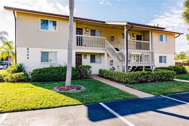 5704 Foxlake Drive #3, North Fort Myers, FL 33917 (MLS #221002348) :: Florida Homestar Team