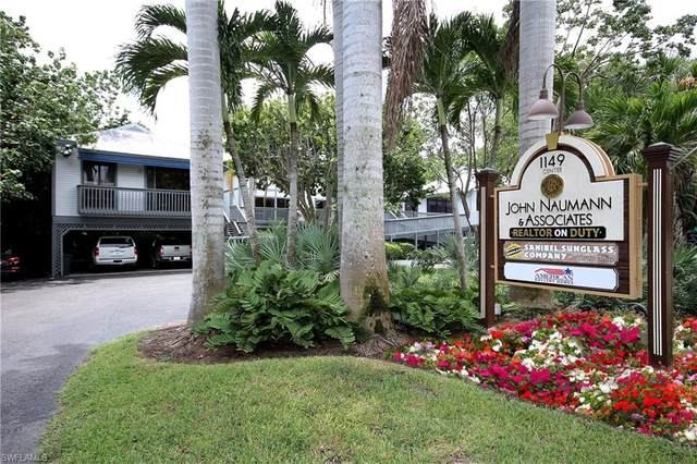 1149 Periwinkle Way #2, Sanibel, FL 33957 (MLS #221002389) :: Realty Group Of Southwest Florida