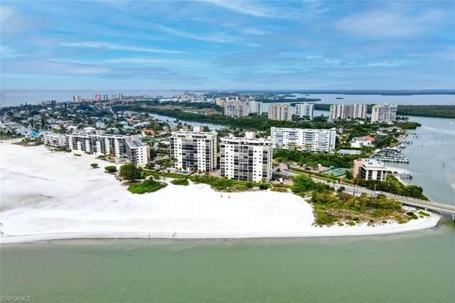 8400 Estero Boulevard #203, Fort Myers Beach, FL 33931 (MLS #221002398) :: Tom Sells More SWFL | MVP Realty