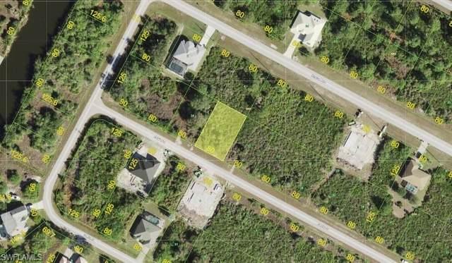 13466 Abutilon Lane, Port Charlotte, FL 33981 (MLS #221002469) :: Clausen Properties, Inc.