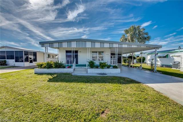 326 Rosa Lee Avenue, Fort Myers, FL 33908 (MLS #221002480) :: NextHome Advisors