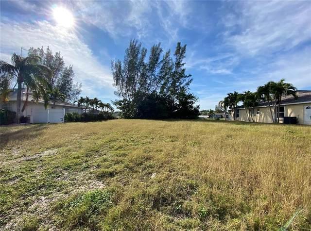418 SE 31st Terrace, Cape Coral, FL 33904 (MLS #221002518) :: Clausen Properties, Inc.
