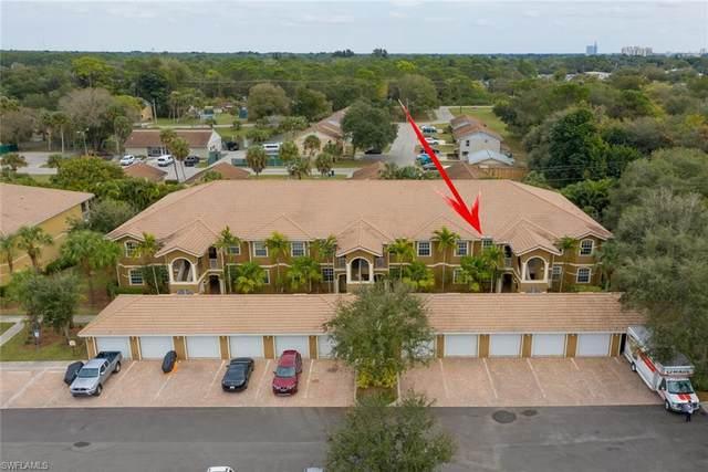 1077 Winding Pines Circle #205, Cape Coral, FL 33909 (MLS #221002611) :: Clausen Properties, Inc.