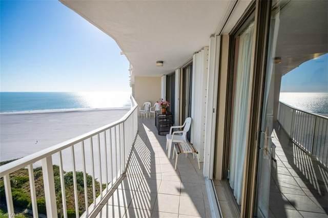 260 Seaview Court #1807, Marco Island, FL 34145 (#221002695) :: The Dellatorè Real Estate Group
