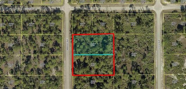 1222 Abbott Avenue, Lehigh Acres, FL 33972 (MLS #221002710) :: Clausen Properties, Inc.
