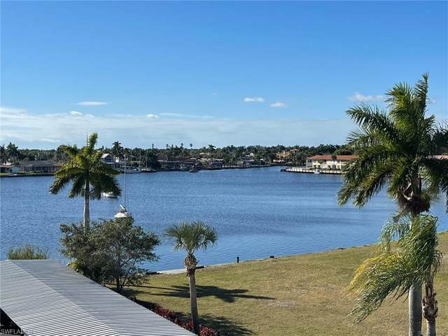 4807 Sunset Court #301, Cape Coral, FL 33904 (MLS #221002882) :: #1 Real Estate Services
