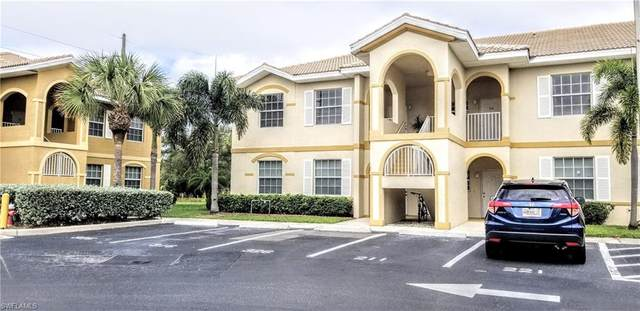950 Hancock Creek South Boulevard #221, Cape Coral, FL 33909 (#221002891) :: Caine Luxury Team
