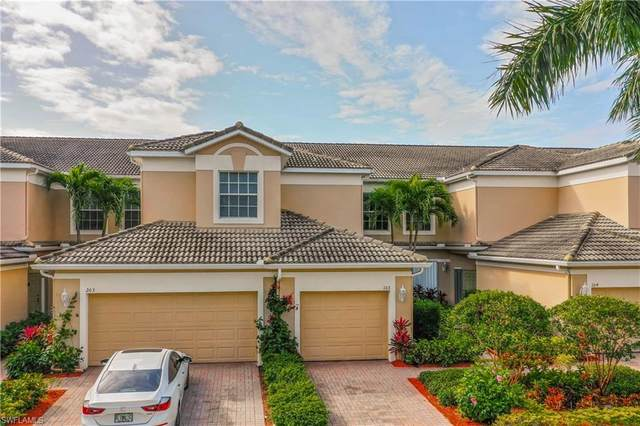 9215 Calle Arragon Avenue #103, Fort Myers, FL 33908 (MLS #221002930) :: RE/MAX Realty Group