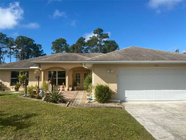 192 Bell Boulevard S, Lehigh Acres, FL 33974 (MLS #221002934) :: Florida Homestar Team