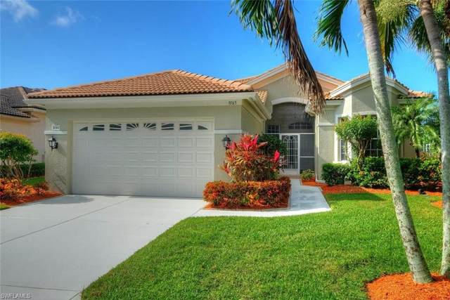 9165 Garden Pointe, Fort Myers, FL 33908 (MLS #221002961) :: The Naples Beach And Homes Team/MVP Realty