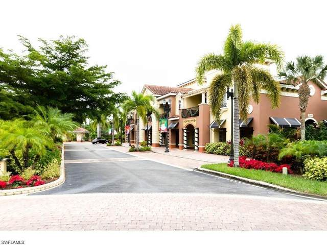 10126 Villagio Palms Way #105, Estero, FL 33928 (MLS #221002987) :: Domain Realty