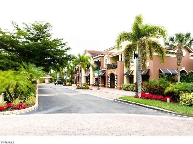 10126 Villagio Palms Way #105, Estero, FL 33928 (MLS #221002987) :: Realty Group Of Southwest Florida