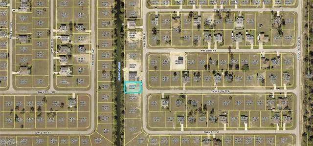 2716 NW 17th Place, Cape Coral, FL 33993 (MLS #221003021) :: Eric Grainger   Engel & Volkers