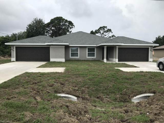 2408/2410 Xelda Avenue N, Lehigh Acres, FL 33971 (MLS #221003153) :: The Naples Beach And Homes Team/MVP Realty