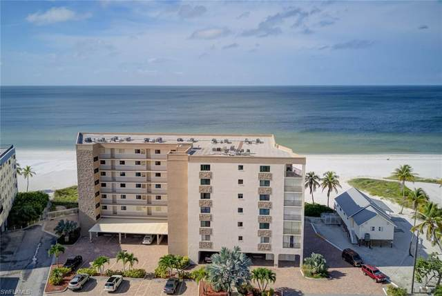 2532 Estero Boulevard #306, Fort Myers Beach, FL 33931 (MLS #221003162) :: Team Swanbeck
