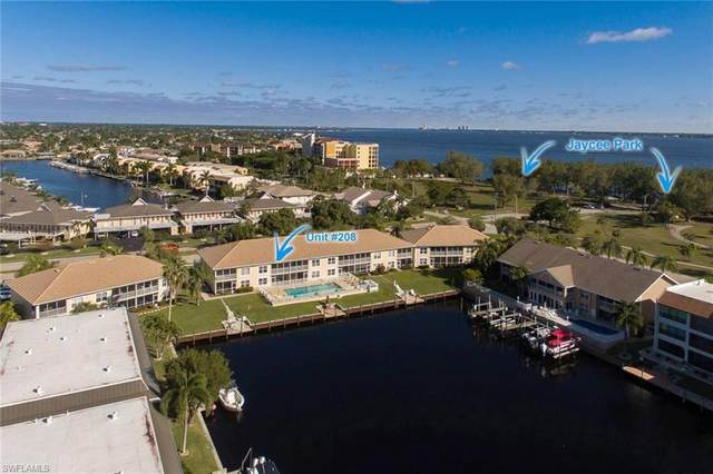 1942 Beach Parkway #208, Cape Coral, FL 33904 (MLS #221003199) :: RE/MAX Realty Group
