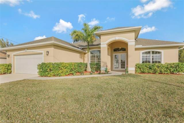 13 SW 37th Place, Cape Coral, FL 33991 (MLS #221003206) :: Florida Homestar Team