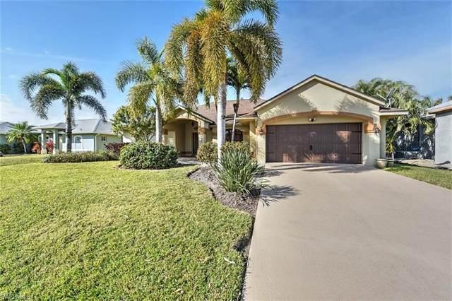 5232 SW 27th Place, Cape Coral, FL 33914 (#221003219) :: Vincent Napoleon Luxury Real Estate