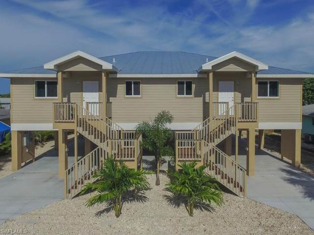 17284/286 Whitewater Court, Fort Myers Beach, FL 33931 (MLS #221003221) :: Medway Realty