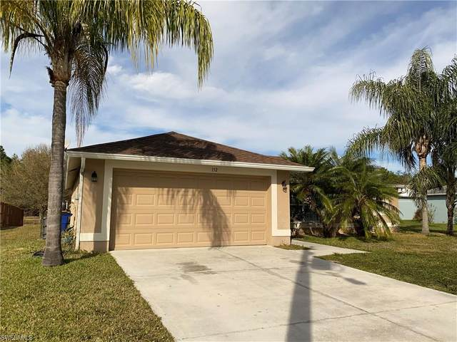 132 Ridgemont Drive, Lehigh Acres, FL 33972 (MLS #221003236) :: RE/MAX Realty Group