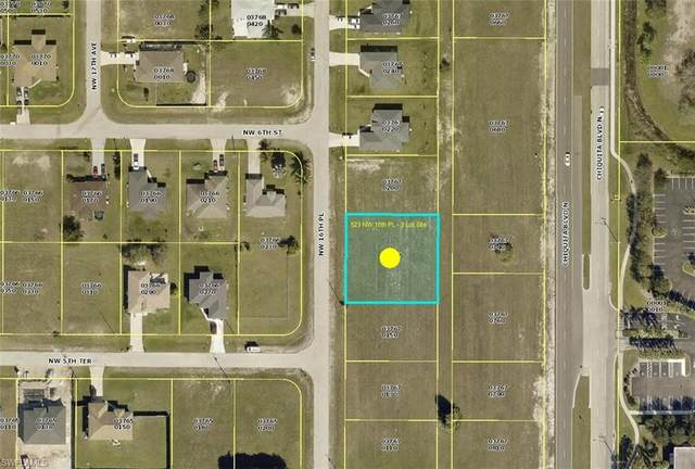 523 NW 16th Place, Cape Coral, FL 33993 (MLS #221003329) :: Team Swanbeck