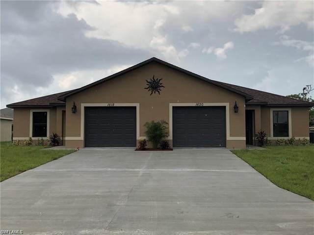 1630/1632 SW 32nd Terrace, Cape Coral, FL 33914 (#221003452) :: Vincent Napoleon Luxury Real Estate