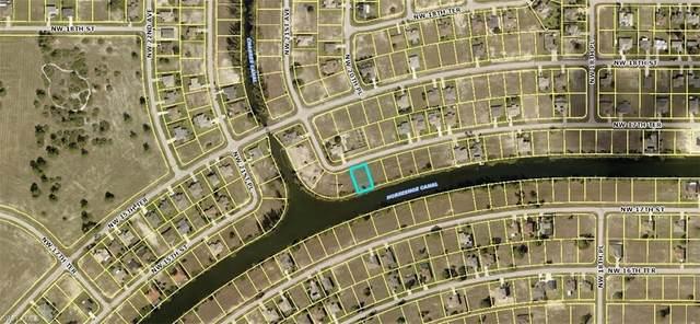 2012 NW 17th Terrace, Cape Coral, FL 33993 (MLS #221003537) :: Team Swanbeck