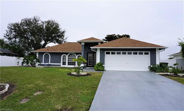 620 SW 15th Terrace, Cape Coral, FL 33991 (MLS #221003572) :: Florida Homestar Team