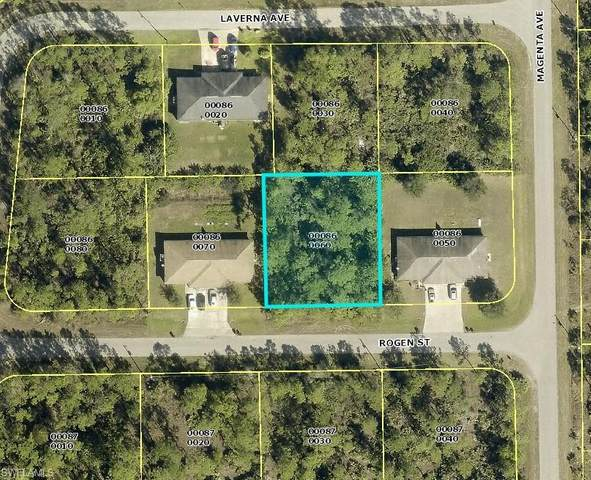 336 Rogen Street, Lehigh Acres, FL 33972 (MLS #221003583) :: #1 Real Estate Services
