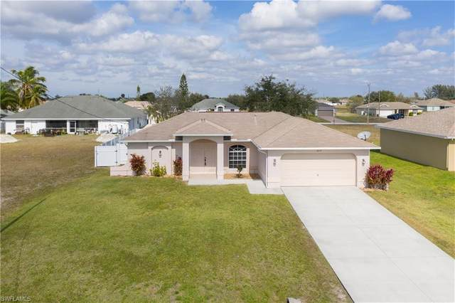 327 NW 20th Street, Cape Coral, FL 33993 (#221003598) :: Jason Schiering, PA