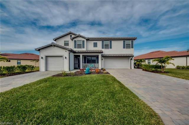 11974 Bay Oak Drive, Fort Myers, FL 33913 (MLS #221003697) :: Medway Realty