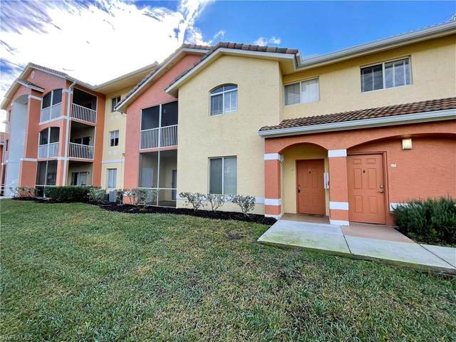 6461 Aragon Way #101, Fort Myers, FL 33966 (MLS #221003760) :: Premiere Plus Realty Co.