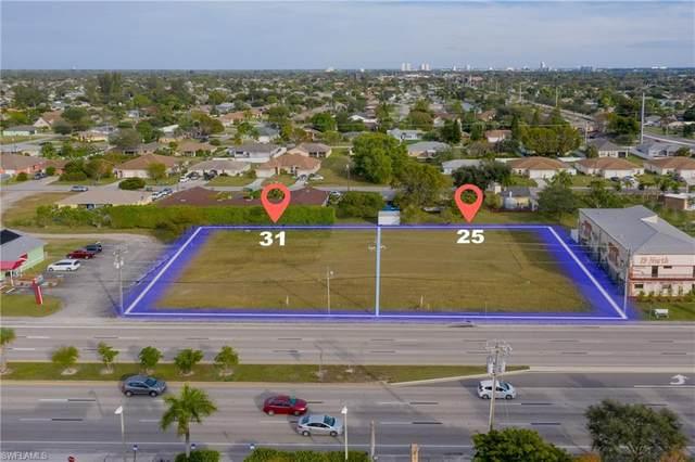 25-31 Del Prado Boulevard N, Cape Coral, FL 33909 (MLS #221003800) :: Clausen Properties, Inc.