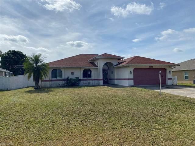 1214 SW 14th Terrace, Cape Coral, FL 33991 (MLS #221003808) :: #1 Real Estate Services